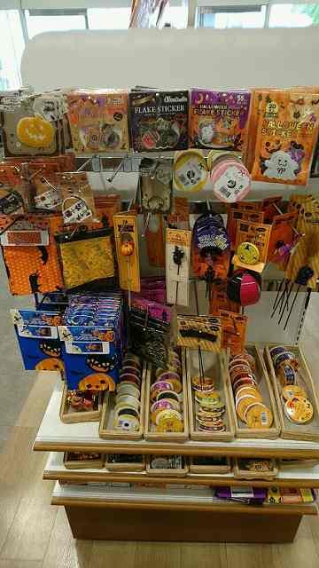 セリアのハロウィン商品