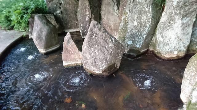 有馬温泉 湧き水