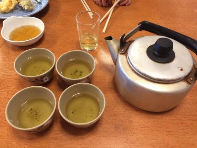 びんび家 やかん お茶
