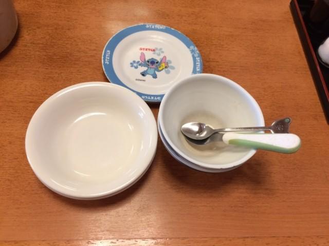 びんび家 子供 取り皿