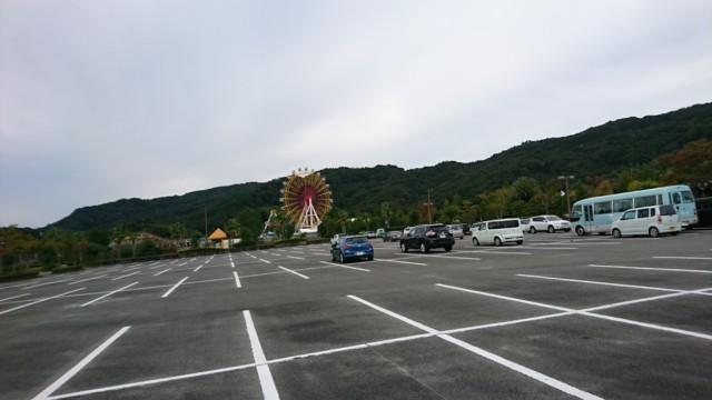 とくしま動物園 駐車場