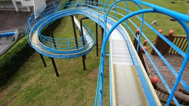竜宮公園 青の滑り台