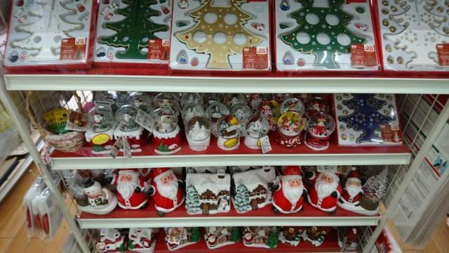ダイソー Christmas商品