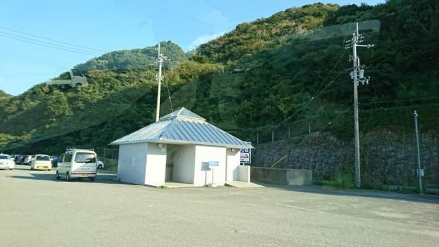 釣り場 アジ ポイント トイレ