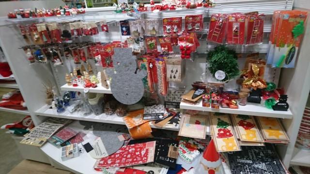 セリア クリスマス 用品 商品 グッズ
