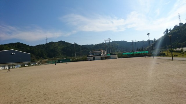 徳島県南部健康運動公園 グラウンド