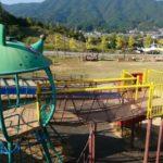 阿南の徳島県南部健康運動公園は駐車場も広い綺麗な公園