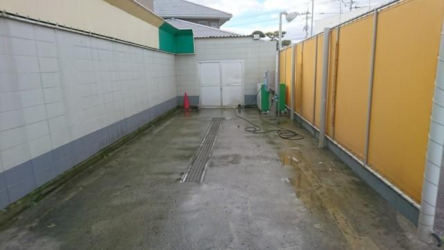 徳島 手洗い 洗車場